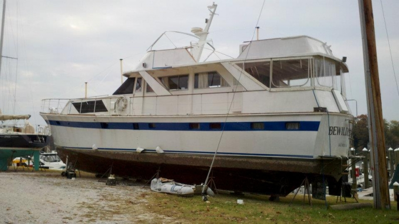 Boat Rebuilding Parts : M boat sales new and used boats restoration