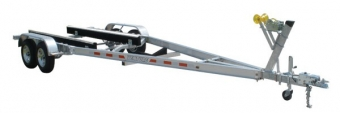 In Stock - New Venture Trailers!