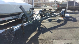 Used Dual Axle Trailers - In Stock