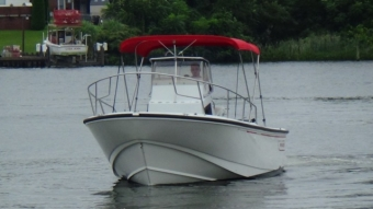 1994 Boston Whaler 24' Outrage Center Console