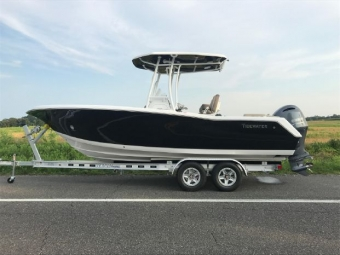 2019 Tidewater 220 LXF - Watch the Sea-Trial Video!!