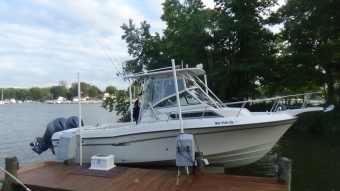 1993 Grady White 232G Gulfstream - New Engine Warranty!