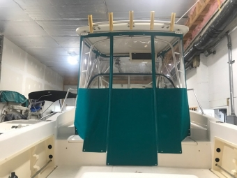 Sea Pro Custom Canvas - Boat Canvas Replacement