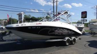 2008 Sea Doo Sport Boat 230 Wake Edition